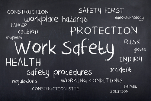 Blog Image - Workplace Health and Saftey process implemented